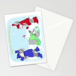 Snowdays Stationery Cards