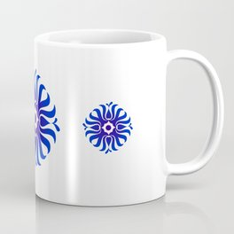 Mandala for the good communication Coffee Mug