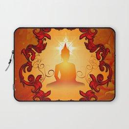 Wonderful buddah Laptop Sleeve