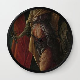 Sandro Botticelli - Judith with the Head of Holofernes Wall Clock