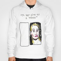 iggy Hoodies featuring iggy freestyle by withapencilinhand