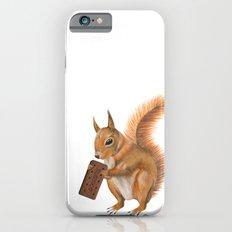 Super squirrel. iPhone 6s Slim Case