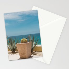 Cabo Cactus Stationery Cards