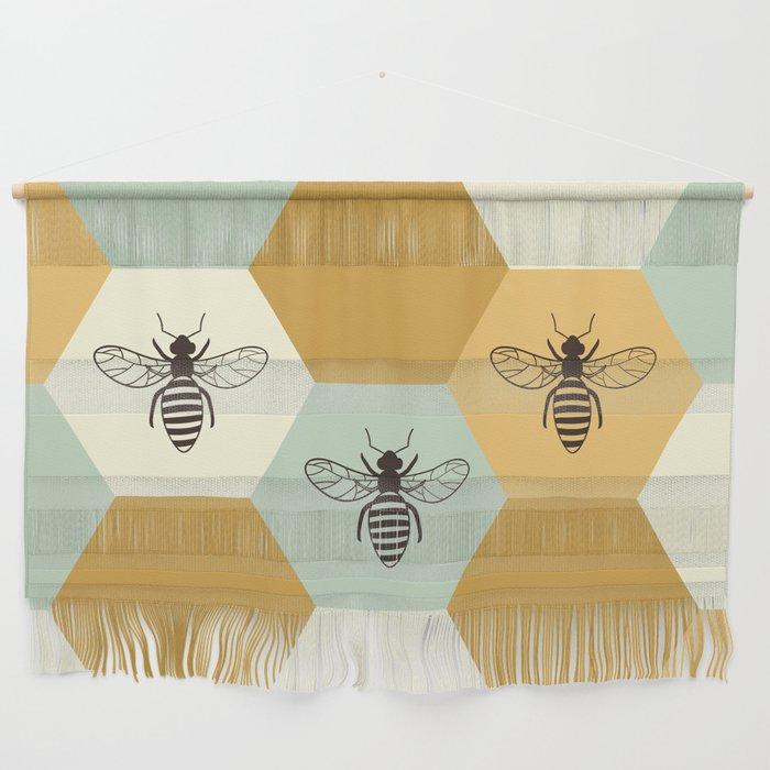 Beehive Wall Hanging
