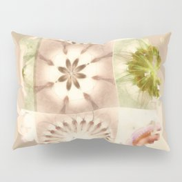 Cagelings Proportion Flowers  ID:16165-120212-27450 Pillow Sham
