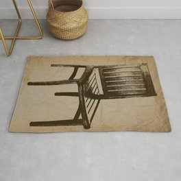 the real chair Rug
