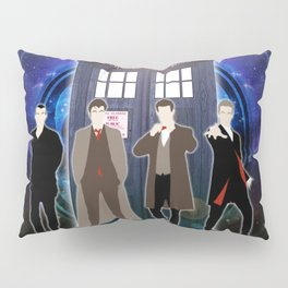 The Doctor Of Regeneration Pillow Sham