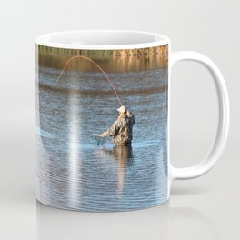 Gone Fishing 2 Coffee Mug
