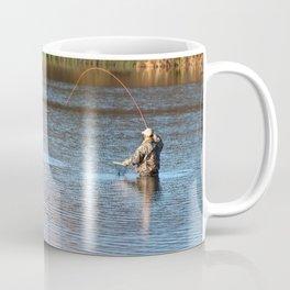Gone Fishing 2 Coffee Mug