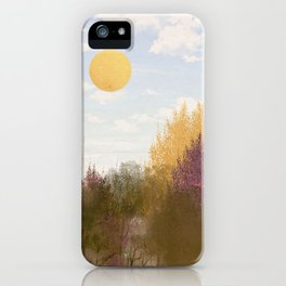 Nature's Grit iPhone Case