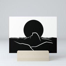 Half Dome Mini Art Print