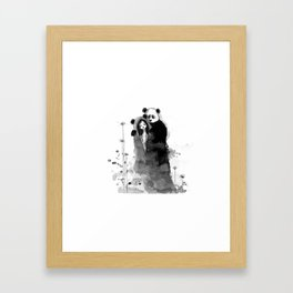 Lonely, Lonely... Framed Art Print