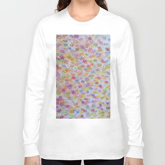 fresh bubbles Long Sleeve T-shirt