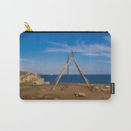 Punta Cometa Carry-All Pouch