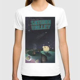 Earthbound - Greetings From Saturn Valley T-shirt