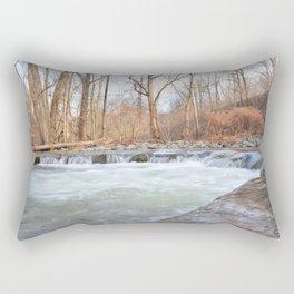 Rivers cascade Rectangular Pillow