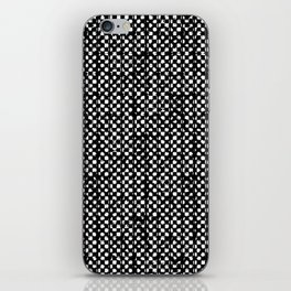 Blk Cans iPhone Skin