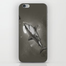 HOLY SHARK! iPhone Skin