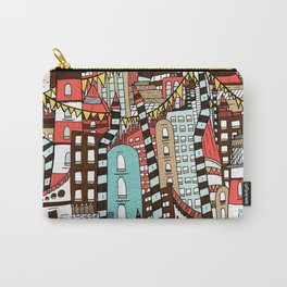 The City of Towers Carry-All Pouch