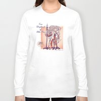patriots Long Sleeve T-shirts featuring Pae Tree Ent by GrimmLyon