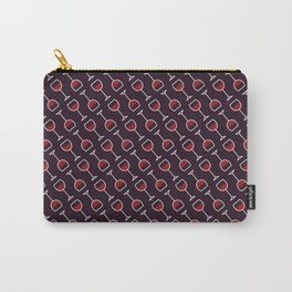 Wine Pattern - Icon Prints: Drinks Series Carry-All Pouch