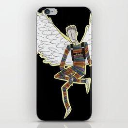 Gabriel the Angel iPhone Skin