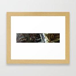 good news Framed Art Print
