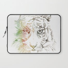 Sumatran Tiger VS Palm Oil Laptop Sleeve