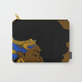 Fro African Carry-All Pouch