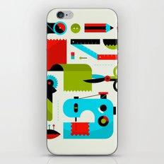 Sewing Kit iPhone & iPod Skin