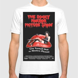 New Giclée Art Print 1975 Promo Poster Rocky Horror Picture Show T-shirt