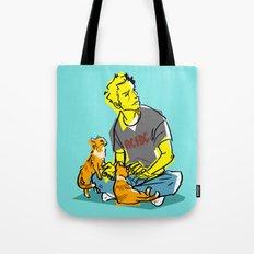 cas n' cats Tote Bag