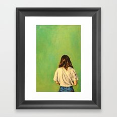 Adelaide Framed Art Print