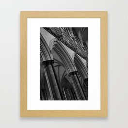 Salisbury Cathedral Framed Art Print