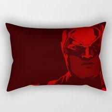 Without Fear Rectangular Pillow