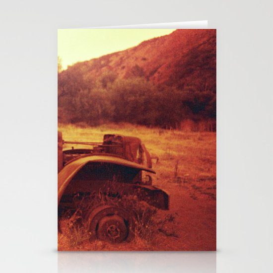 M*A*S*H Truck #01 Stationery Cards