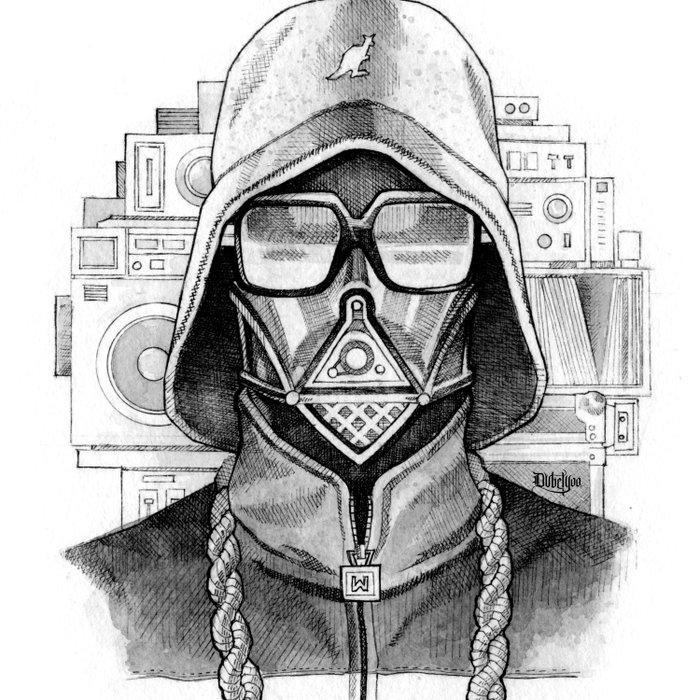 Def Vader Duvet Cover