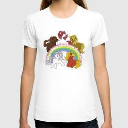My Little Shetland Ponies T-shirt