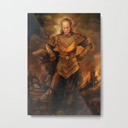 Vigo the Carpathian Metal Print