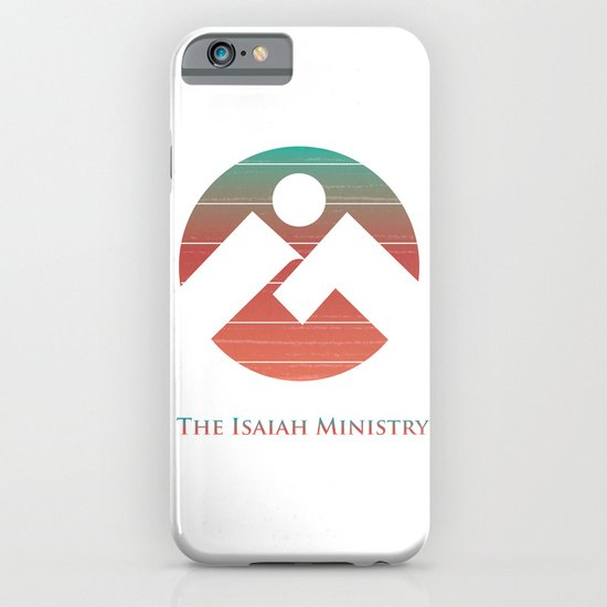 The Isaiah Ministry Logo iPhone & iPod Case