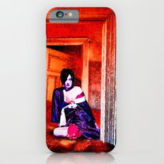 The Woman in the Dunes iPhone 6s Slim Case