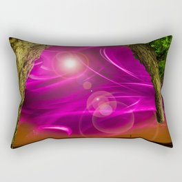 Sunset -Sunrice Rectangular Pillow