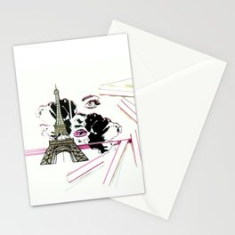 Son Paris 1.0 Stationery Cards