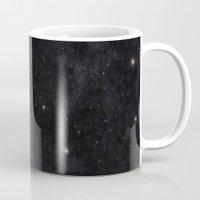 apollo Mugs featuring Apollo 11 by ZacLeck