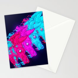 P L U N G E Stationery Cards