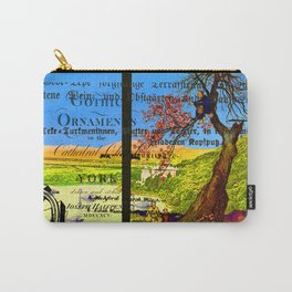 THE MAN IN THE TREE Carry-All Pouch