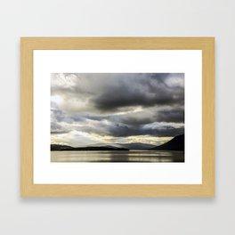 Back to the Island Framed Art Print
