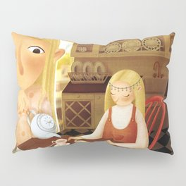Dollhouse Pillow Sham