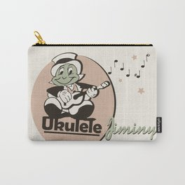 Ukelele Jiminy Carry-All Pouch