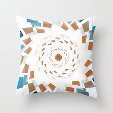 Nexus N°37 Throw Pillow